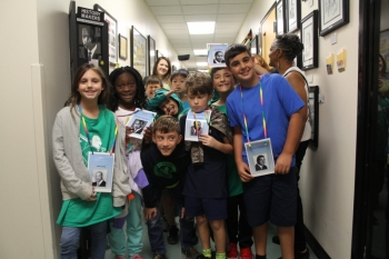Dallas Civil Rights Museum Tour (Newton Rayzor Elem)