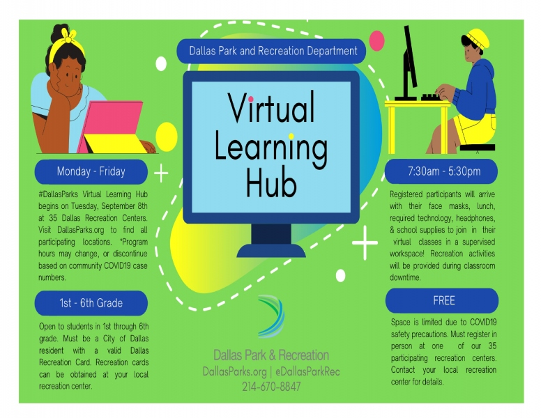 DPR-Virtual-Learning-Hub-Flyer