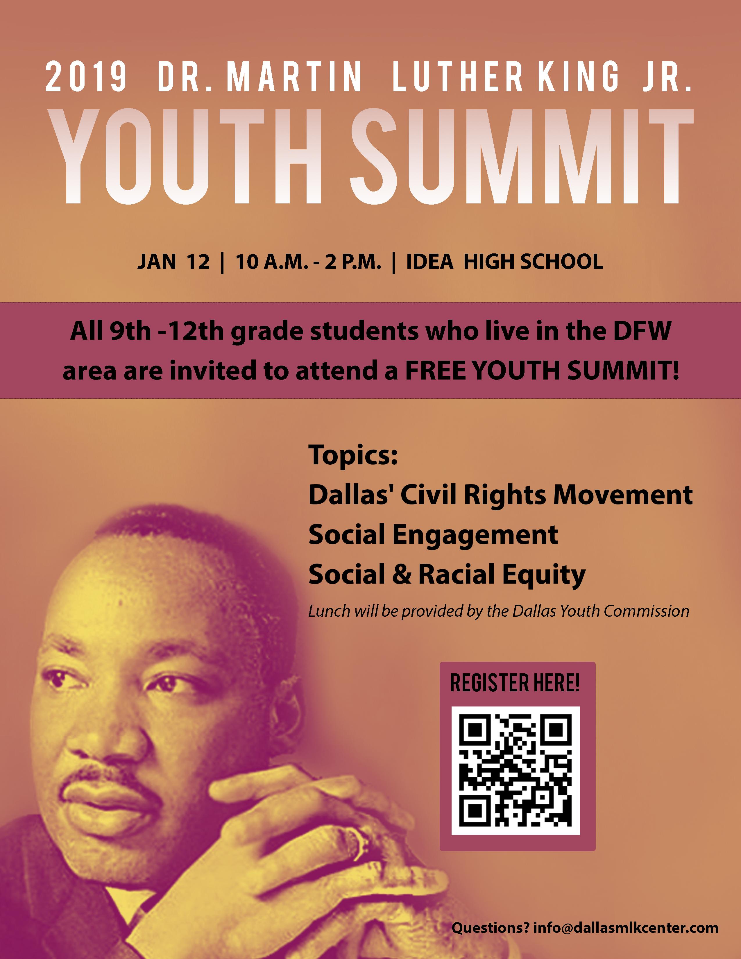 Youth Summit @ IDEA High School