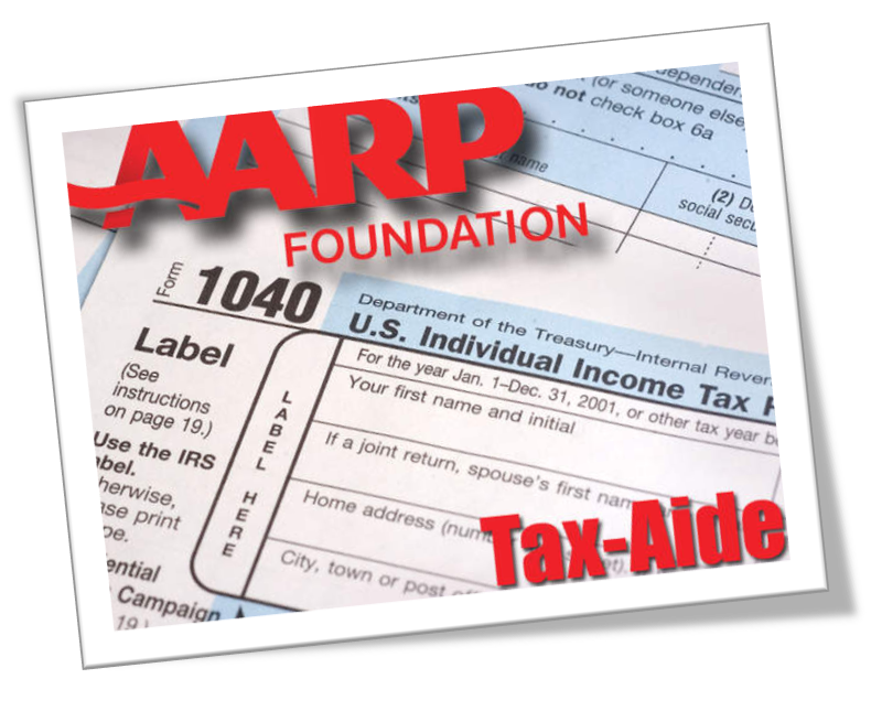 AARP Tax Assistance (MLK Library) @ MLK Library